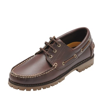 Picture of R.M Williams Semaphore Boat Shoe B366G
